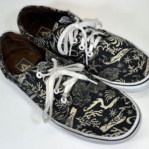 Vans Off The Wall Reef Size 10 Mens